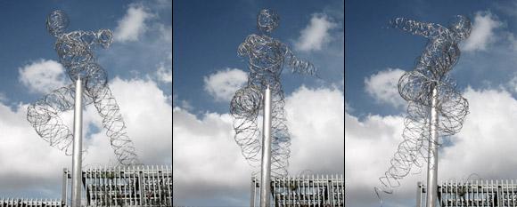 Stair, Cloud, Sky 2