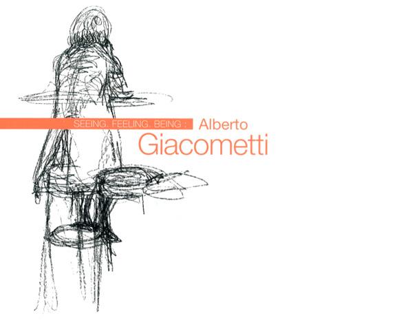 Seeing, feeling, being: Alberto Giacometti